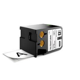 Dymo 1868703 XTL 51mm x 76mm 100 Pre-Sized Label Black on White