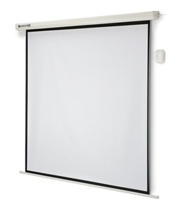 Image for Nobo 1901970 Electric Projection Screen 1080 x 1440mm