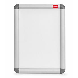 Nobo 1902213 A3 Clip Frame Silver and Grey