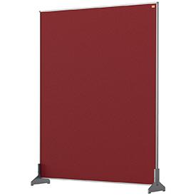 Nobo 1915512 Red Impression Pro Desk Divider 800x1000mm