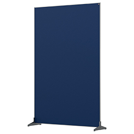Nobo 1915524 Blue Impression Pro Floor Divider 1200x1800mm