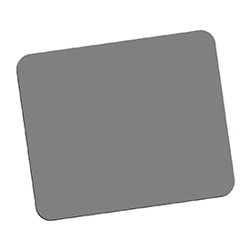 Fellowes 29702 Economy Mouse Pad Grey - Pack of 12