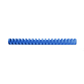 GBC 4028622 CombBind Binding Combs 22mm Blue Pack of 100