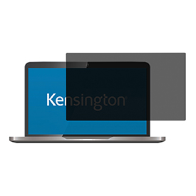 Kensington 626461 Privacy Filter 4 Way Adhesive 13.3 Inch Widescreen 16:9