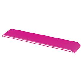 Leitz Ergo WOW Adjustable Keyboard Wrist Rest Pink