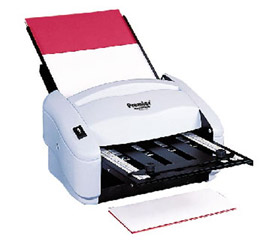 Intimus 7200 Folding Machine