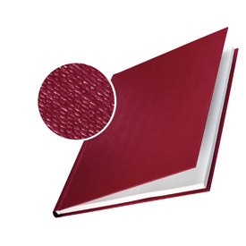 Leitz 73910028 Hardcover Linen Finish 10Pk