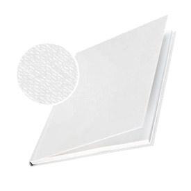 Leitz 73930001 Hardcover Linen Finish 10Pk