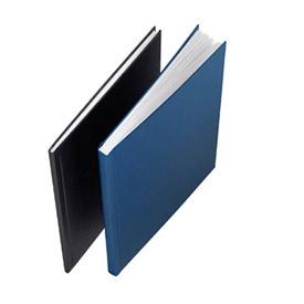 Leitz 73930035 Hardcover Linen Finish 10Pk