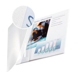 Leitz 74140001 Softcover Linen Finish 10Pk