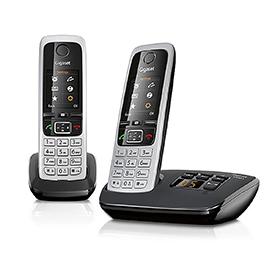 Gigaset C630A Dual Handset Telephone