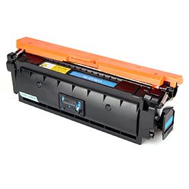 HP CF361X Compatible Cyan Toner Cartridge