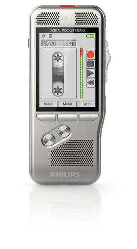 Philips DPM8100 Pocket Memo