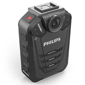 Philips DVT3120 Body Cam
