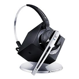 Sennheiser DW Office Phone Single Connectivity DECT Mono Headset