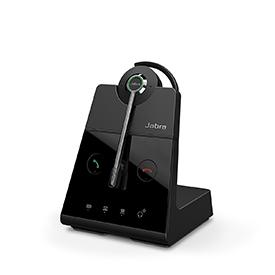 Jabra Engage 65 Convertible Wireless DECT Headset