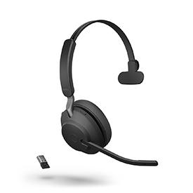 Jabra Evolve2 65 USB-A UC Mono Headset
