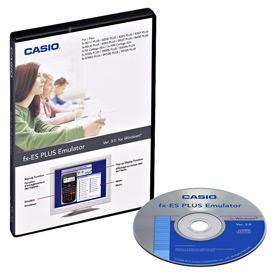 Casio FX-ES Plus Emulator Software