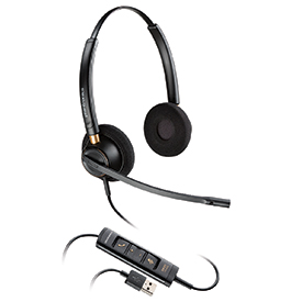 Poly Encorepro HW525 USB Stereo Headset NC