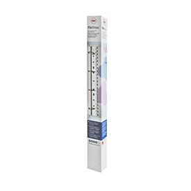 GBC IB410215 CombBind PVC File Strips Pack of 100