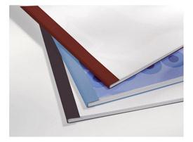 GBC IB451034 Leathergrain Thermal Binding Covers
