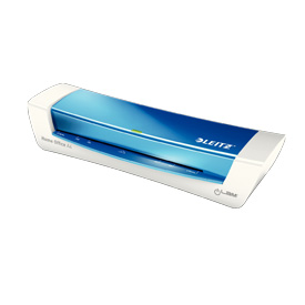 Leitz iLAM Home Office A4 Laminator Blue and White