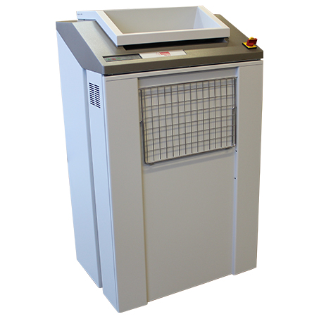 Intimus 200 CP5 1.9x15mm Cross Cut Shredder with Automatic Oiler