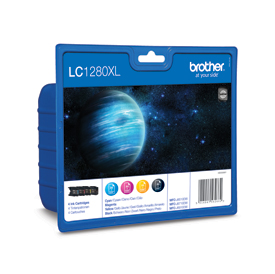 Brother LC1280 Value Pack