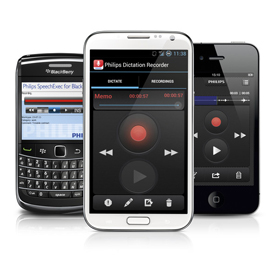 Philips LFH747 SpeechExec Dictation Hub Android License