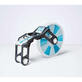Brother MCFA1LB Tape creator Fabric Cassette Width 15mm Light Blue
