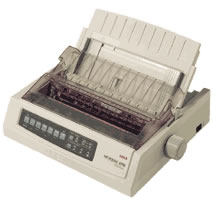 Image for Oki ML3390 Dot Matrix Printer