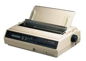 Oki ML395B Dot Matrix Printer