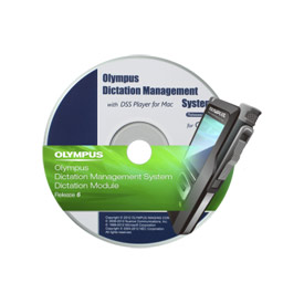 Olympus ODMS for Clients - Dictation Module