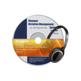 Olympus ODMS for Clients - Transcription Module