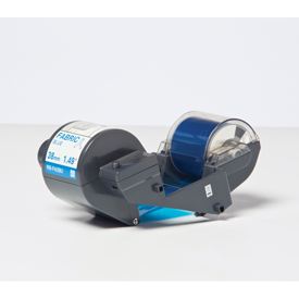Brother RBFA2BU Tape creator Ink Film Cassette for Fabric Ribbon 38mm Blue