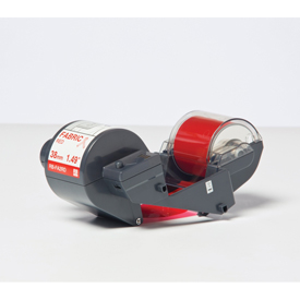 Brother RBFA2RD Tape creator Ink Film Cassette for Fabric Ribbon 38mm Red
