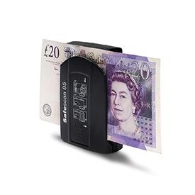 Safescan 85 Portable Counterfeit Detector 3 Point Detection