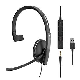 Sennheiser SC135 USB Mono Headset