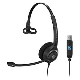 Sennheiser SC230 USB Monaural Headset