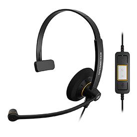 Sennheiser SC30 USB Mono Headset