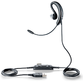Jabra Voice 250 MS USB Headset