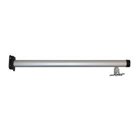 Bi-Bright Wall mount Set for Projector 1200mm