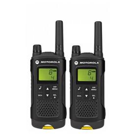 Motorola XT180 PMR446 2 way Radio TWIN Pack
